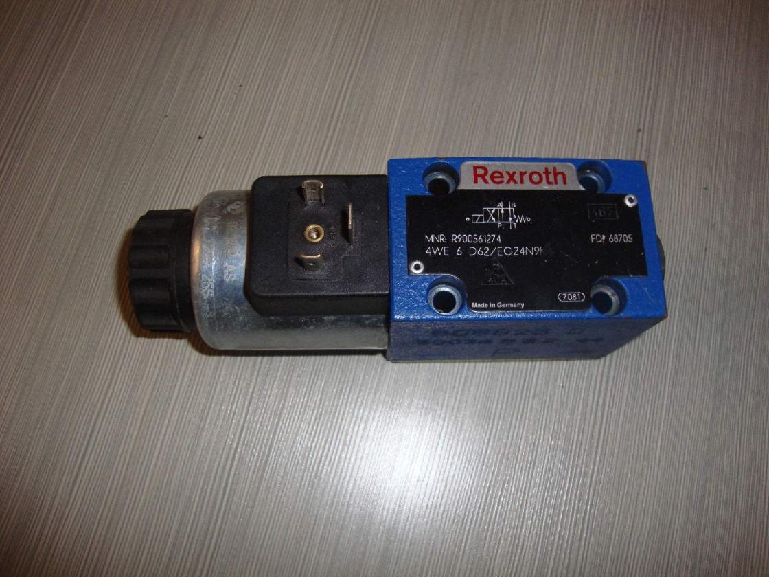 REXROTH 4WE 6 F6X/EG24N9K4/V R900951608         Directional spool valves