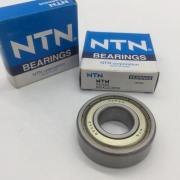 30 mm x 62 mm x 16 mm  FAG 6206-C-2Z  Single Row Ball Bearings